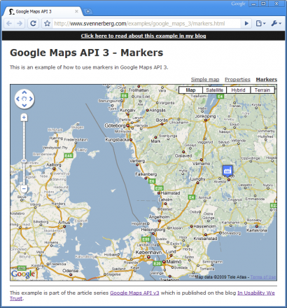 Google maps api 3 markers in usability we trust live demo gumiabroncs Gallery